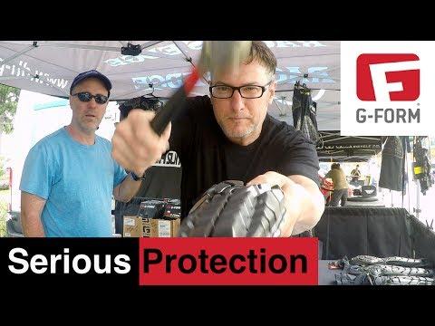 Best mtb body protection? G-Form MTB Body Armour - Downhill - Mountain Bike