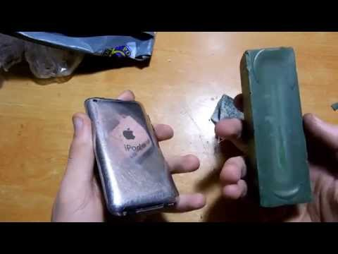 Чем отполировать камеру на телефоне в домашних условиях