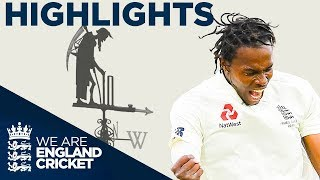 Archer Takes First Test Wicket | The Ashes Day 3 Highlights | Second Specsavers Ashes Test 2019