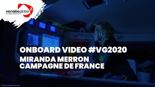 Onboard video – Miranda MERRON | CAMPAGNE DE FRANCE
