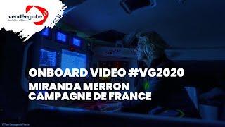 Onboard video – Miranda MERRON | CAMPAGNE DE FRANCE