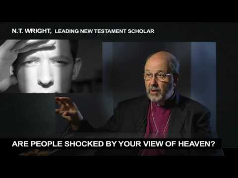 Are People Shocked By Your Views On Heaven? NT Wright on 100 Huntley Street (HD)
