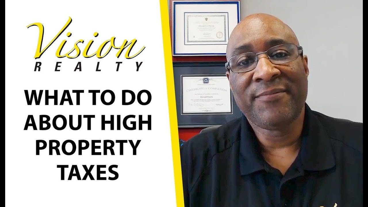 Was Your Property Tax Valuation Too High?