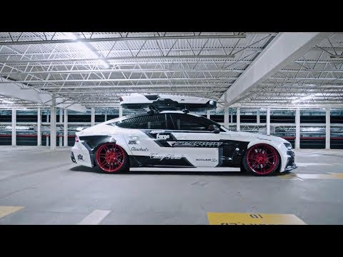 Extreme Makeover Audi RS7 Edition | ARMYTRIX Exhaust | Ferrada Wheels - The Road to Extraordinary