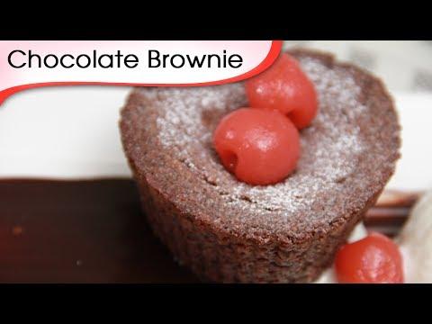 BEST Chocolate Brownie Recipe | Homemade Brownie Recipe | Eggless Dessert Recipe | Ruchi Bharani