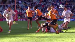 Cheetahs v Chiefs Rd.8 Super rugby video Highlights 2017