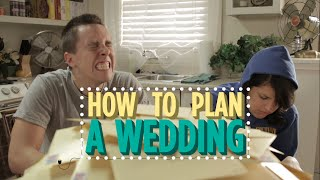 How to Plan a Wedding in 10 Steps (The Honest Version) - YouTube
