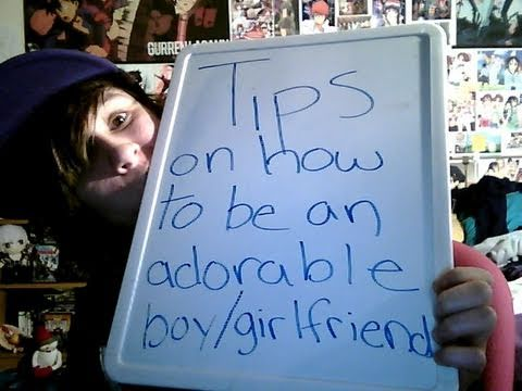 Tips on how to be adorable - Jordy - week 109