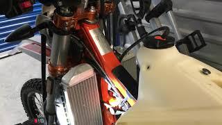 8. Setting TDC on 2017 KTM 450 Exc-F Six Days