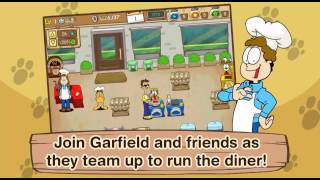 Garfield's Diner YouTube video