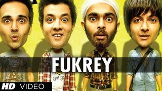 Title Song - Fukrey