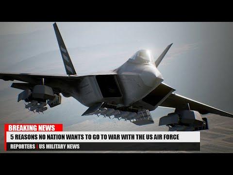 The Air Force's tiny fleet of twenty...