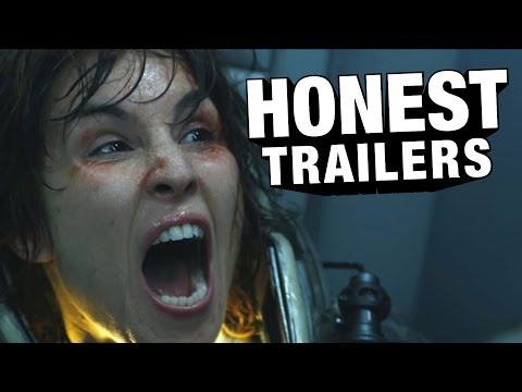 0 Honest Trailers   Prometheus