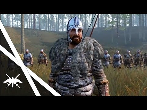 NEW Bannerlord Multiplayer Gameplay! -  Gamescom 2017: Mount and Blade II Bannerlord (видео)