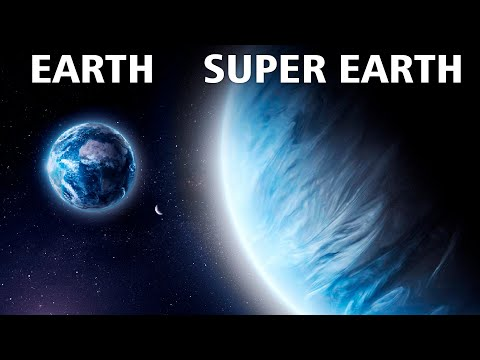 Scientists Discovered A Potentially Habitable Super Earth!!