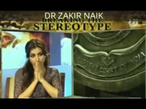 Debat!! Dr Zakir Naik Vs Shahrukh Khan And Artis Hollywod Lainya