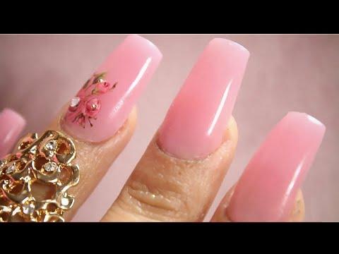 Diseños de uñas - Las uñas más fáciles del mundo que cualquier persona puede hacer con estos sencillos pasos