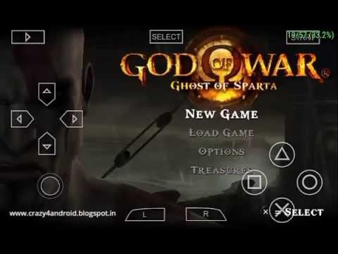 God Of War Ghost Ppsspp Android 4Pda