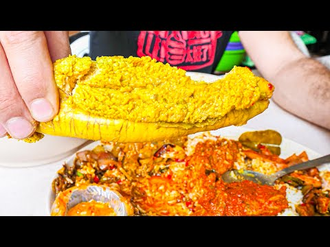 MOST CRAZY Street Food in Asia!!! 81 Dishes, $3.00 to get FULL + Best Indian Street Food in Malaysia