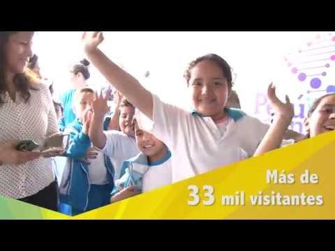 Lo mejor de la Feria Perú con Ciencia 2015