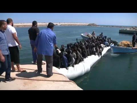 ΕΕ: Η Λιβύη πρέπει να λάβει μέτρα για την προστασία των μεταναστων …