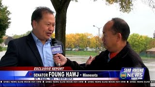 Suab Hmong News:  Sen. Foung Hawj - How to recycle and safely dispose of waste in Ramsey County