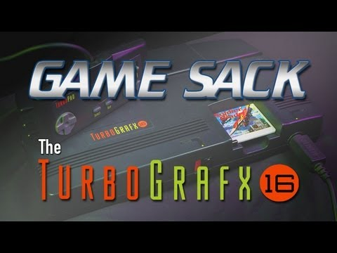 The TurboGrafx-16 - Review - Game Sack