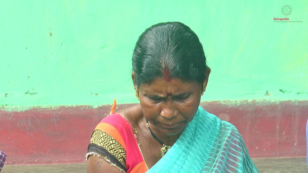 In praise of Lakshmi: Gurumay performing the Jagar