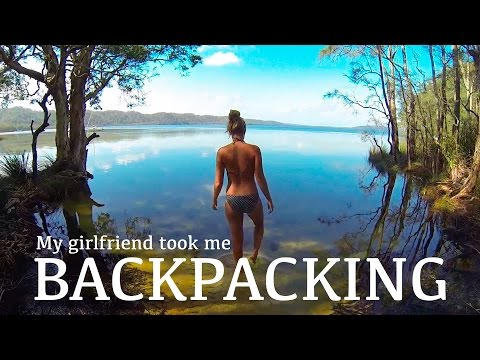 Guy Backpacking Across Southeast Asia With