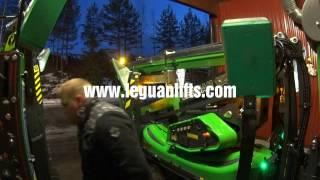 Leguan 135 4WD og 165 med belter