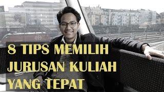 Download Video TIPS SUKSES MEMILIH JURUSAN KULIAH YANG TEPAT MP3 3GP MP4