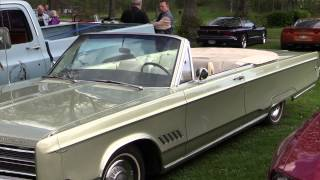 Classic Cars Sundby Gård 140520 Part 1