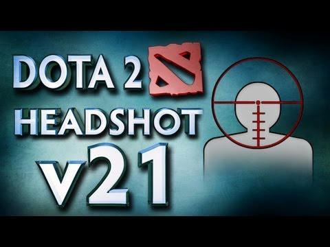 headshot - Thanks for 21 episodes of Dota 2 headshot, a series featuring your submitted snipes that didn't make it into the top 10! Episode 20: http://youtu.be/sgUBtk4C...