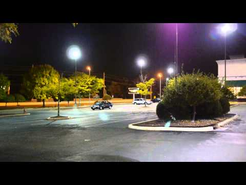Panasonic Lumix GH2 Nighttime Sample Video