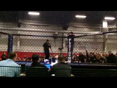 Phill's MMA Fight 3-29-14