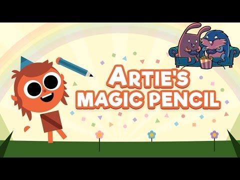 Artie's Magic Pencil \