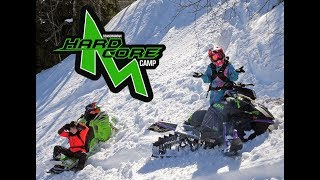 "8. ARCTIC CAT 2019 AT HARDCORE CAMP IN SAXNÃ""S