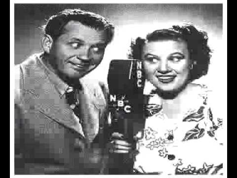 Fibber McGee & Molly radio show 1/25/44 Dining Out to Celebrate