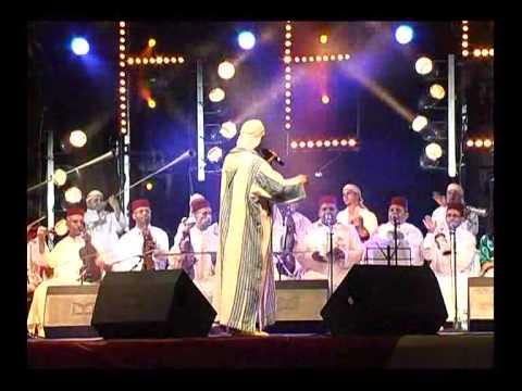 Petite fantaisie Malhoun présentée au Festival des musiques sacrées du monde le 11/06/2011 à Bab Boujloud Fès