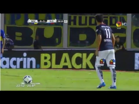 Boca Juniros 0 Vs 4 San Lorenzo - Supercopa Argentina - Los goles