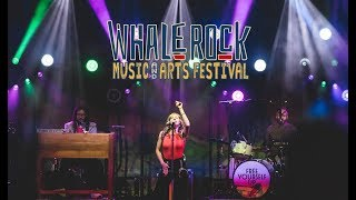 Whale Rock and Art Festival 2018 Recap Video, featuring Aloe Blacc and Lake Street Dive.