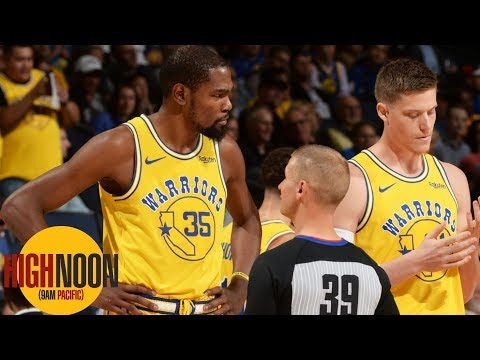 Video: Did loss to Bucks prove Warriors are fragile? | High Noon