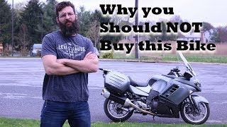 10. Why you DO NOT want this Kawasaki Concours