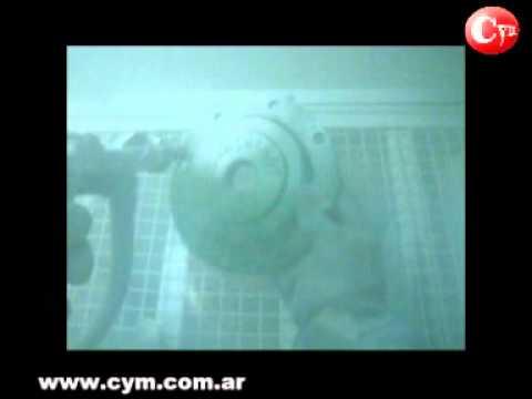 Gabinetes de Granallado y Arenado de presión o succión