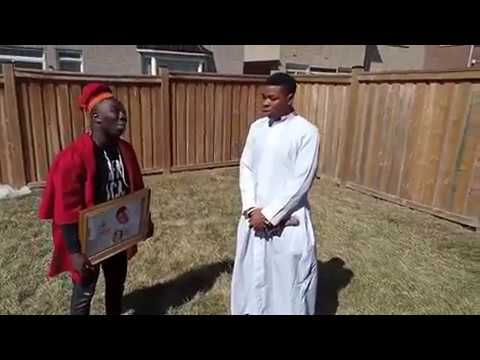 Woli Agba new church property comedy 2019