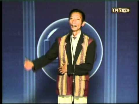 comedian search 2010 (c.vanlallawma thangkura pu)