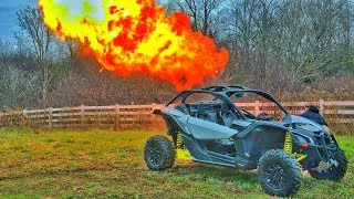 7. Maverick X3 REVIEW! | Mark Freeman #408