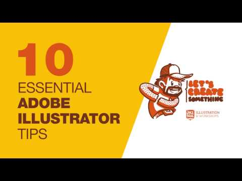 10 Essential Adobe Illustrator CC2017 Tips