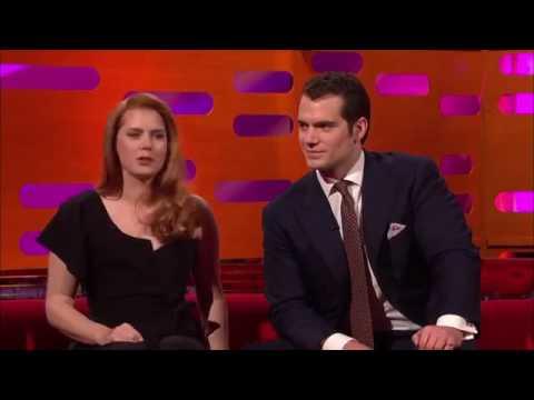 The Graham Norton Show S19E01 - Ben Affleck, Amy Adams, Henry Cavill