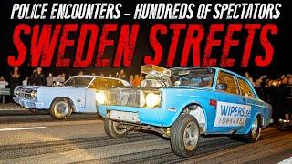 Most INTENSE Street Racing we've Filmed! - Stockholm Open 2016 by 1320Video